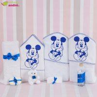 Trusou Botez Blue Mickey Mouse