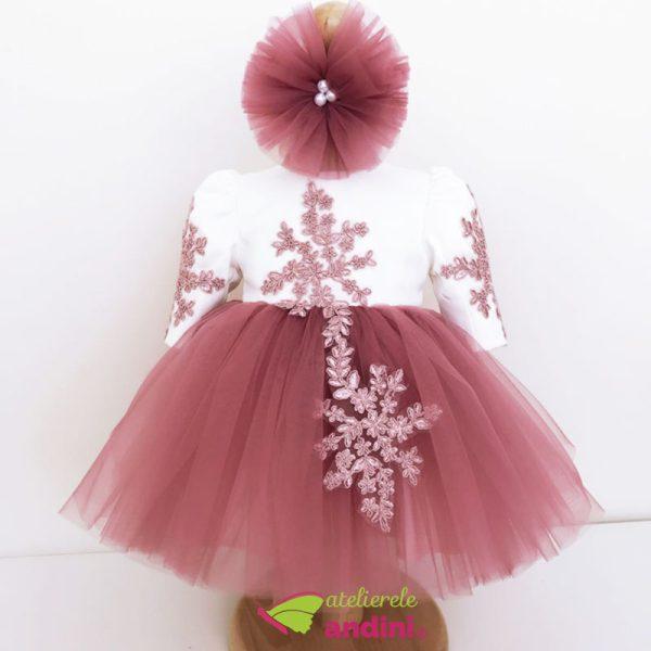 Rochiță Botez Orchid Princess