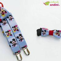 Papion Botez Love Minnie and Mickey