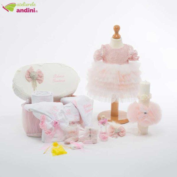 Set Complet Elegant Pink