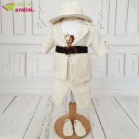 Costumaș Botez Lion Prince